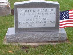 Albert D.J. Cashier