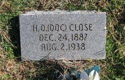 H. D. Close