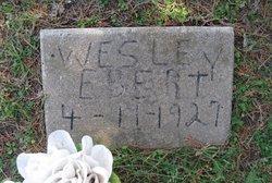 Wesley Ebert