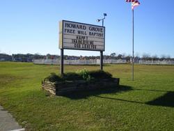 Howard Grove Primitive Baptist Church Cemetery