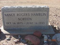 Nancy May <i>Rogers</i> Hamblin