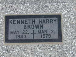 Kenneth Harry Brown