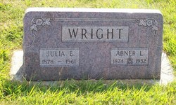 Abner Luther Wright