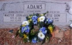 Walter Leonard Adams