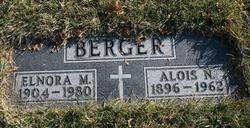Elnora May <i>Frayer</i> Berger