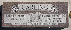 Frank Reynolds Carling