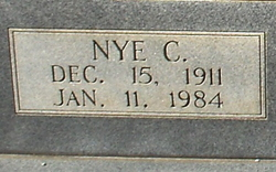 Nye C. Hamilton
