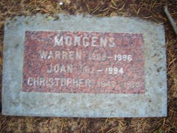 Joan A <i>Read</i> Morgens