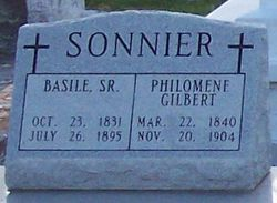 Philomene <i>Gilbert</i> Sonnier