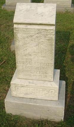 Edna Louise <i>Edwards</i> Doughty