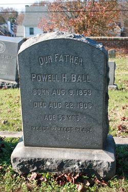 Powell H. Ball, Sr