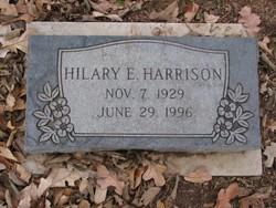 Hilary E Harrison