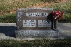 Aiko <i>Kikuchi</i> Nakamura