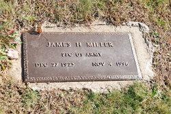 PFC James H Miller