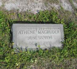 Athene Dovie <i>McGarrity</i> Magruder