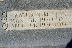 Mildred Kathrine <i>Skiles</i> Anderson