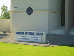 American Lutheran Church of Sun City