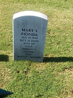 Mary Lorell <i>Griffin</i> Fionda