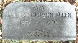 Alfred Solomon Allen