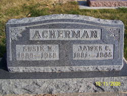 James C Ackerman