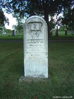 Mary Frances Polly <i>MacGowan</i> Westfall