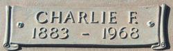 Charles Franklin Charlie Burton