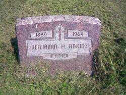 Benjamin H Adkins