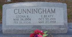 Ernest Beaty Cunningham