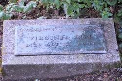 Virginia May Ben