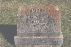 Cordelia E <i>Bundy</i> Campbell