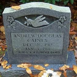 Andrew Douglas Caines