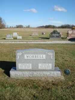 Jewell H. <i>Pendley</i> Worrell