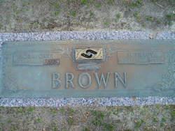 Mora Estell <i>Carr</i> Brown