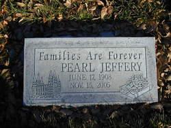 Pearl Jeffery