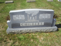 Inez <i>Shepherd</i> Childers