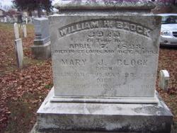 Mary J <i>Woolfolk</i> Block