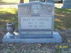 Billy Wayne Landers