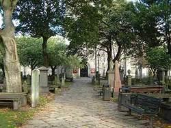 Saint Nicholas Churchyard