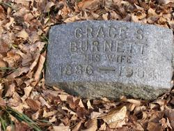 Grace S <i>Bailey</i> Burnett