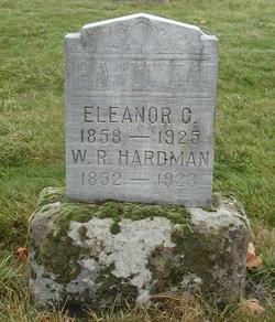 William R Hardman
