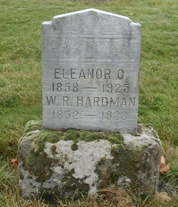 Eleanor Catherine <i>Norbalson</i> Hardman