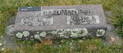 Walter R Hardman