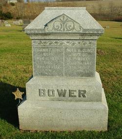 Ruth A <i>Cline</i> Bower
