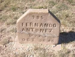 Fernando Antunez