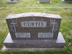 A Juanita Curtis