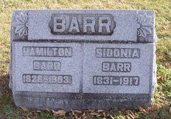 Sidonia <i>Michaels</i> Barr