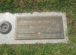 Virginia DeDe <i>Miller</i> Arnold
