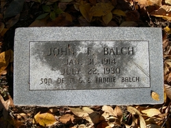 John Franklin Balch