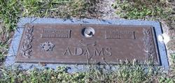 Harold W Adams