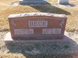 Hazel M. Beck